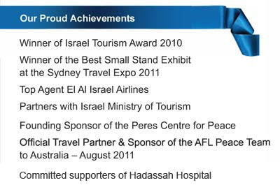 Proud Achievements